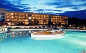 Спа Почивка през Седмицата за Двама, Полупансион Цена на Ден с Топъл Минерален Басейн в  Спа Хотел Аугуста, <em>Хисаря</em>