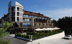 Спа Нова Година във Велинград, 3 Нощувки със Закуски и Вечери за Двама в Инфинити Хотел Парк и Спа