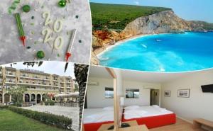 Нова Година 2020 на Лазурния Остров <em>Лефкада</em>, Гърция! Транспорт, 3 Нощувки със Закуски и Вечери на човек от Та България Травъл