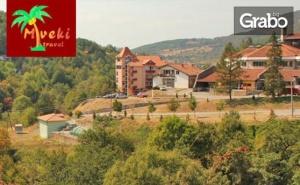 Нова Година в Пролом Баня, Сърбия! 3 Нощувки със Закуски и Празнични Вечери в Хотел Garetov Konak, Плюс Spa