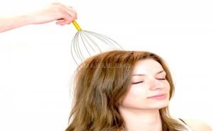 Прогонете Стреса и Напрежението с Масажор за Глава