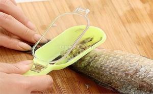 Нож за Чистене на Риба Fish Scale Remover