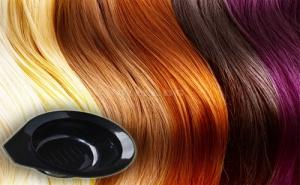 Сет Четки и Купа за Боядисване на Коса