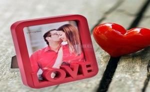 Романтична Рамка за Снимки