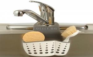 Кухненска Поставка за Гъба Sink Sider