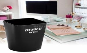Цветен Пластмасов Моливник Office Style