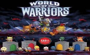 Колекционерска фигурка World Of Warriors Collectible Figures
