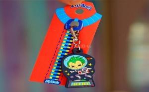 Детски Ключодържател за Цип или Чанта Zip Amis Космонавт