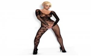 Супер Секси Чорапогащник за Цяло Тяло Obsessive