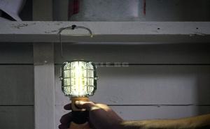Ръчен Led Фенер с Магнитна Основа Handy Light