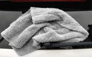 Микрофибърна Кърпа за Почистване на Автомобил Best Clean