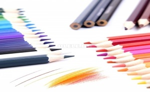 Комплект 24 Цветни Моливи за Рисуване Carioca Tita