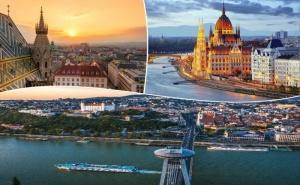 Екскурзия до Будапеща и Виена и Братислава 2020! Транспорт, 2 Нощувки на човек със Закуски и Водач  от Та Болгериан Холидейс <em>Китен</em>