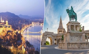 Екскурзия до Будапеща и Виена 2020! Транспорт, 2 Нощувки на човек със Закуски и Водач  от Та Болгериан Холидейс Китен
