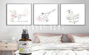 За по-Пълноценен Сън! Sweet Dreams - Спрей за Възглавници с Лавандула