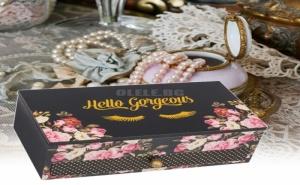 Луксозна Дървена Кутия за Бижута Hello Gorgeous