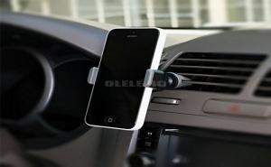 Стойка за Телефон за Въздуховодите на Автомобил