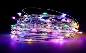 Красив Led Гирлянд за Декорация на Дома (20 Led Светлини)