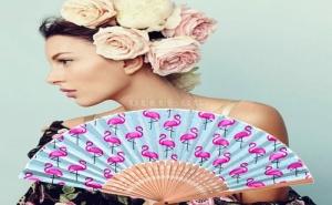 Бамбуково Ветрило Фламинго