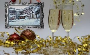Нова Година в <em>Банско</em>!  3, 4 или 5 Нощувки със Закуски или Закуски и Вечери, Едната от Които Празнична + Басейн и Сауна в Хотел Евелина Палас**** <em>Банско</em>