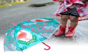 Детски Чадър Фламинго