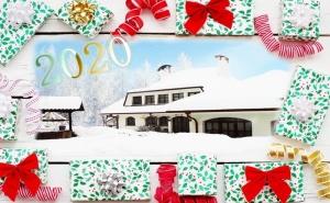 Нова Година в Габровския Балкан! 3 Нощувки на човек със Закуски, Вечери, Едната Празнична и Обяд в Комплекс Роден Край