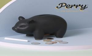 Касичка за Пари Прасенце - Perry The Capitalist