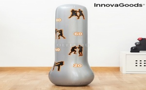 Боксова Круша с Надуваема Основа за Деца Innovagoods