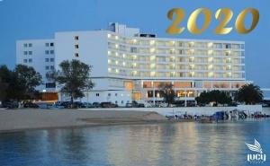 Нова Година в <em>Кавала</em>, Гърция! 3 Нощувки на човек със Закуски и Вечери + Празнична Вечеря по Избор в Lucy Hotel*****