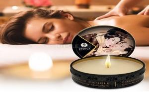 Масажна Свещ Шоколад 30 Мл Shunga