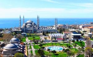 Уикенд до <em>Истанбул</em>! Транспорт, 2 Нощувки на човек със Закуски + Посещение на Одрин от Абв Травелс