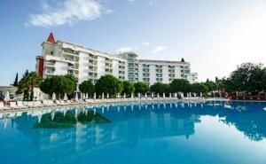 Ранни Записвания за Море 2020 в Турция!  7 Нощувки на База Аll Inclusive в Хотел Garden of Sun, <em>Дидим</em> от Та Далла Турс