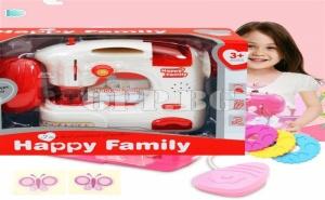 Детска Шевна Машина на Батерии