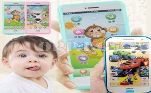 3D Тъчскрийн Смартфон за Деца с Много Функции