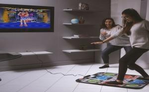 Килимче за Танцуване за Телевизор със 110 Песни