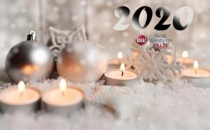 Нова Година в Слъчев Бряг! 2 Нощувки на човек на База All Inclusive и Гала Вечеря + Басейн в Хотел Бест Уестърн Премиум Ин****, <em>Слънчев бряг</em>. Дете до 12Г. Безплатно!