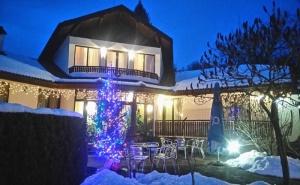 Коледа в <em>Априлци</em>! 2 Нощувки на човек със Закуски и Празнични Вечери от Хотел Балкан Парадайс