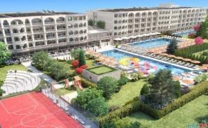 Лятна Почивка в Изцяло Нов Хотел, All Inclusive с Чадър на Плажа от 05.07 до 22.08 в Хотел Белведере, Приморско