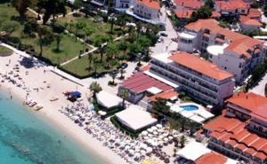 All Inclusive Почивка на в Гърция - Hanioti  Grand Hotel, Халкидики, Касандра - Първа Линия