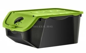 Кутия за Съхранение на Картофи, Лук и Зеленчуци