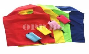 Сгъваема Чанта за Пазаруване за Многократна Употреба