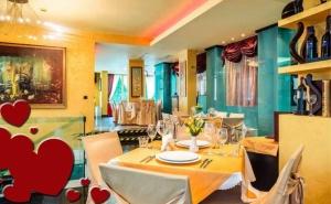 Свети Валентин в Бест Уестърн Хотел Европа****, <em>София</em>! Нощувка за Двама със Закуска + Празнична Вечеря