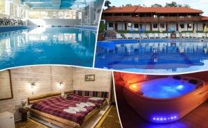 Ранни записвания за лято 2020 в Еко стаи Манастира, Хисаря - нощувка на човек със закуска и вечеря + 2 басейна и релакс зона с минерална вода