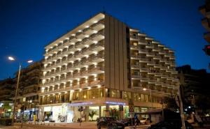 Почивка в <em>Кавала</em>, Гърция! 2 или 7 Нощувки на човек със Закуски в Хотел Oceanis 3* +Транспорт от Адриа Турс