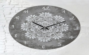 Стенен Часовник Mandala