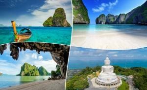 Екскурзия до Екзотичния Остров Пукет, Тайланд на Топ Цена! Транспорт + 7 Нощувки на човек със Закуски  от Та Далла Турс