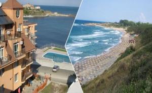 Ранни Записвания за Море 2020 в Ахтопол! Нощувка на човек със Закуска в Хотел Кайлас, на 50М. от Плажа!