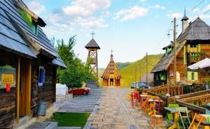 Екскурзия до Вишеград, Дървенград и Каменград, Сърбия! Транспорт + Нощувка на човек със Закуска от Еко Тур Къмпани