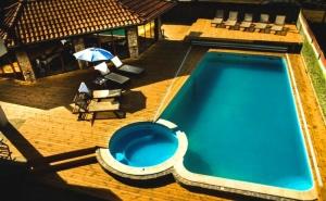 Почивка в <em>Огняново</em>! Нощувка на човек + Басейн и Джакузи с Минерална Вода от Къща за Гости Биг Хаус
