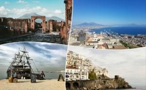 Eкскурзия до Неапол, Соренто, Бари и <em>Солун</em>!. 4 Нощувки на човек със 3 Закуски + Транспорт от Та Холидей Бг Тур